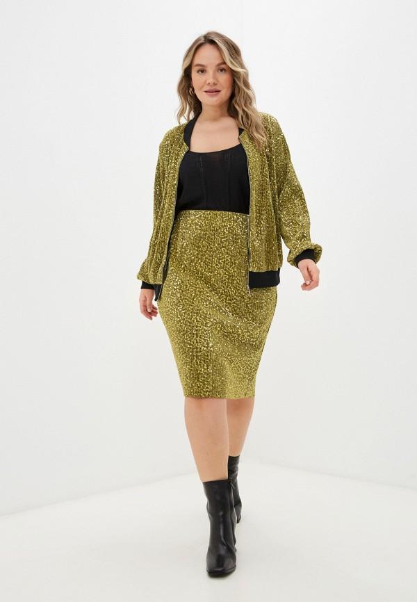 женский костюм lilaccat, золотой