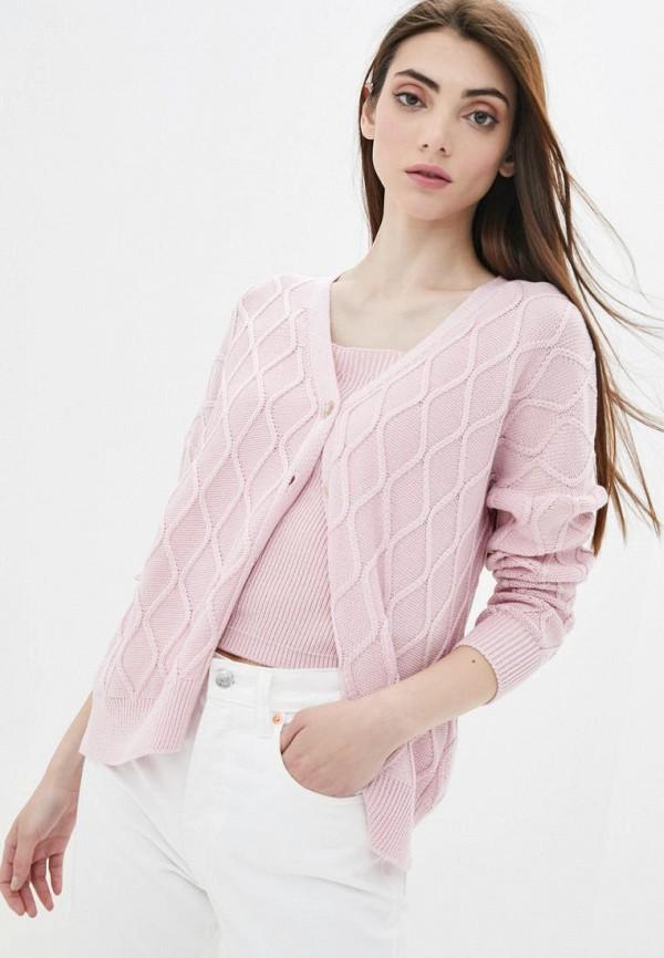 женский твинсет sewel, розовый