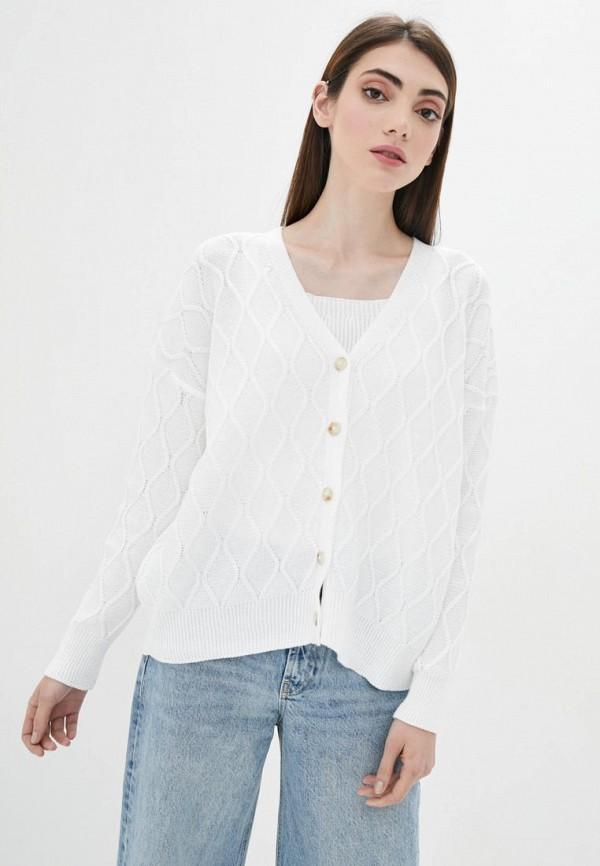 женский твинсет sewel, белый