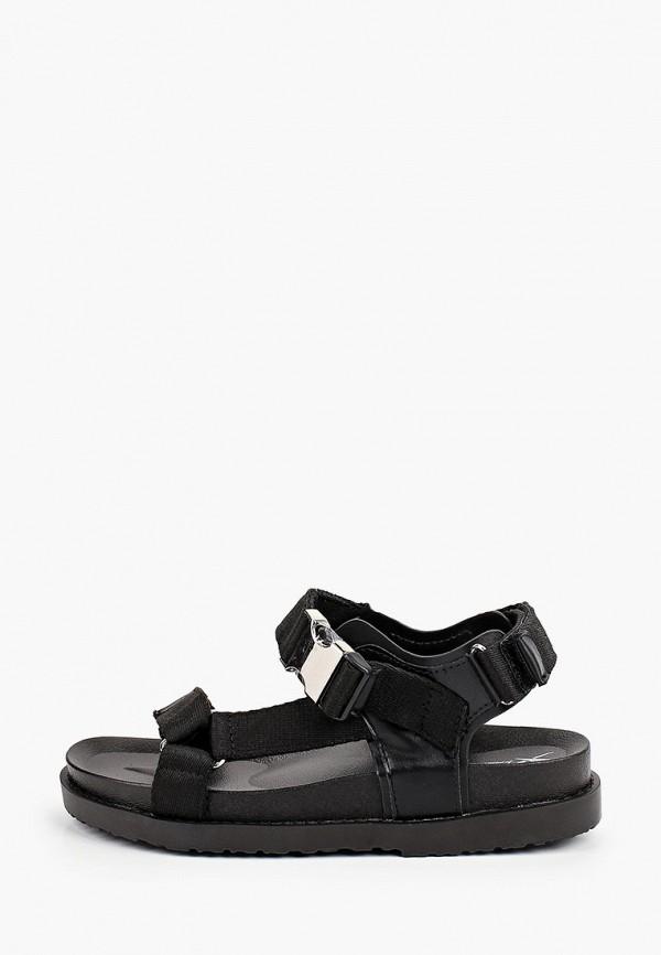 женские сандалии x-plode, черные