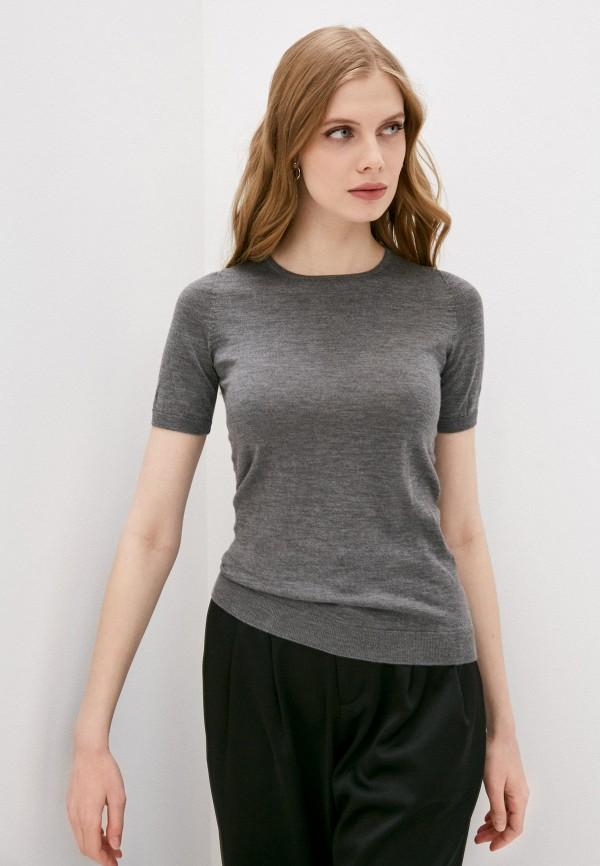женская футболка falconeri, серая