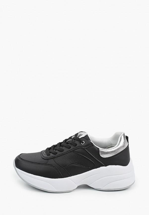 женские низкие кроссовки o2 live, черные