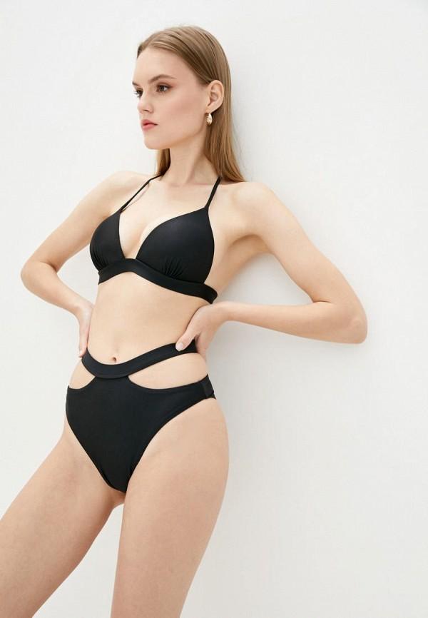 женский купальник love's swimwear, черный