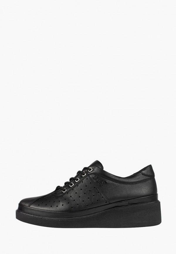 женские ботинки springer, черные
