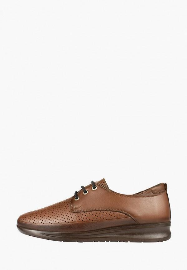 женские ботинки springer, коричневые