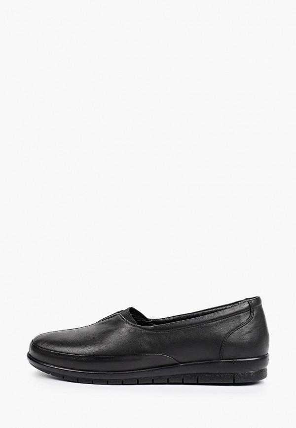 женские низкие слипоны munz-shoes, черные