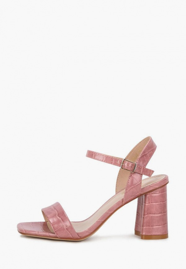 женские босоножки t.taccardi, розовые