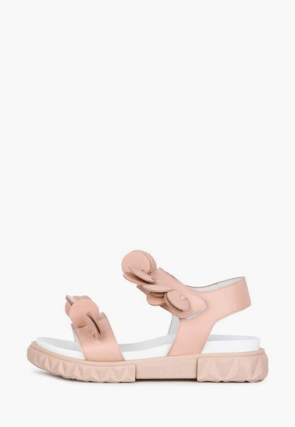 женские сандалии pierre cardin, розовые
