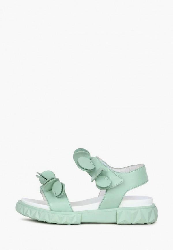 женские сандалии pierre cardin, зеленые