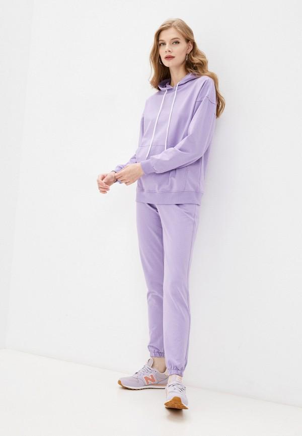 женский спортивный костюм vitacci, фиолетовый