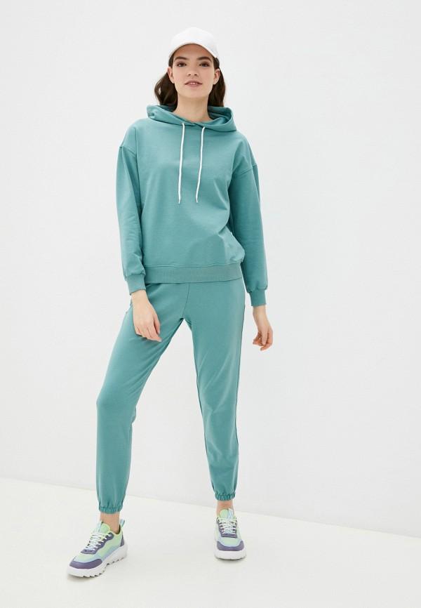 женский спортивный костюм vitacci, зеленый