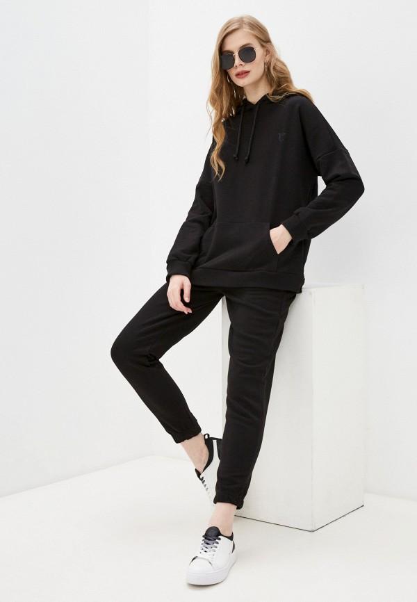 женский спортивный костюм vitacci, черный