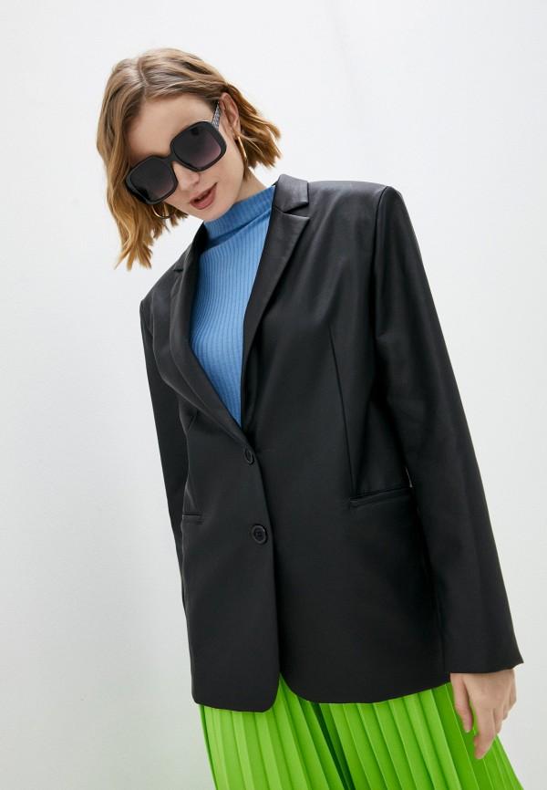 женский пиджак eniland, черный
