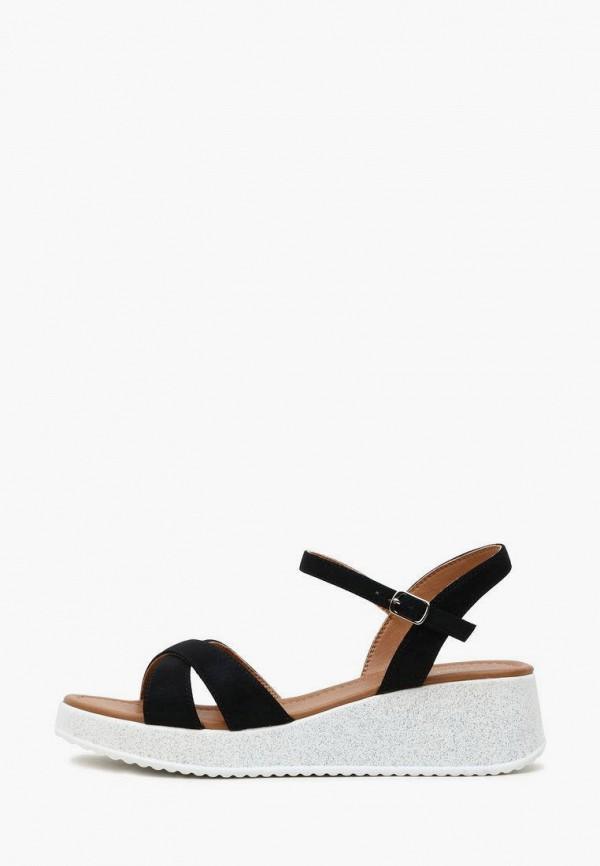 женские сандалии t.taccardi, черные