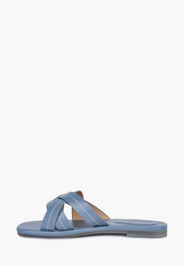 женское сабо t.taccardi, синее
