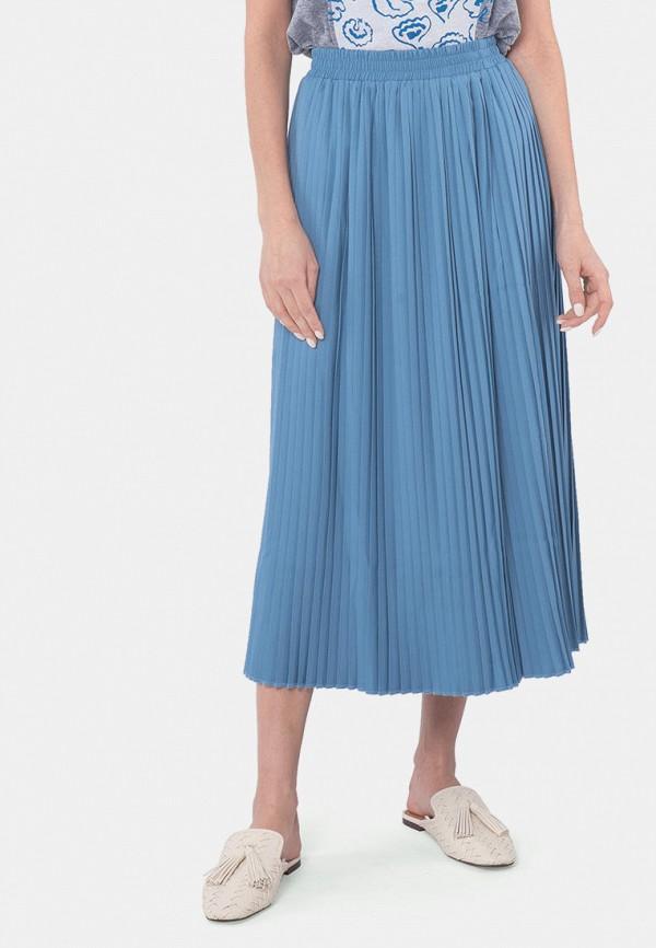 женская юбка mr520, голубая
