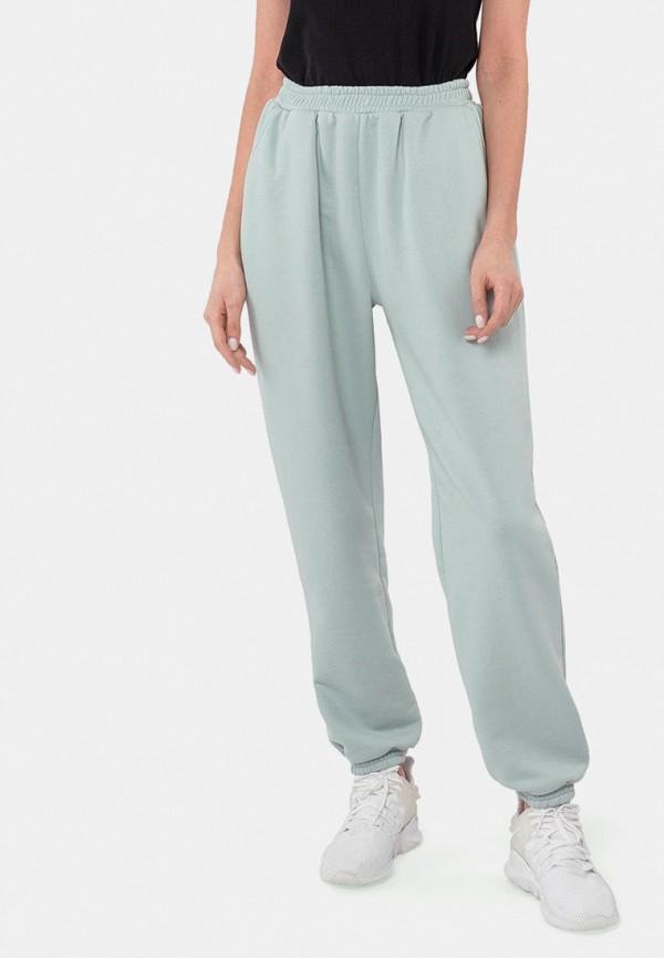 женские спортивные брюки mr520, голубые