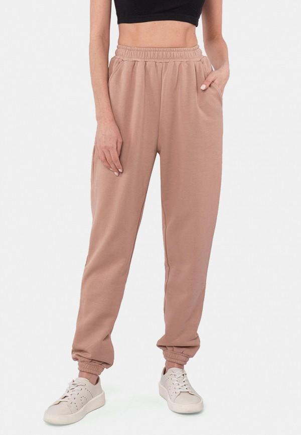 женские спортивные брюки mr520, бежевые