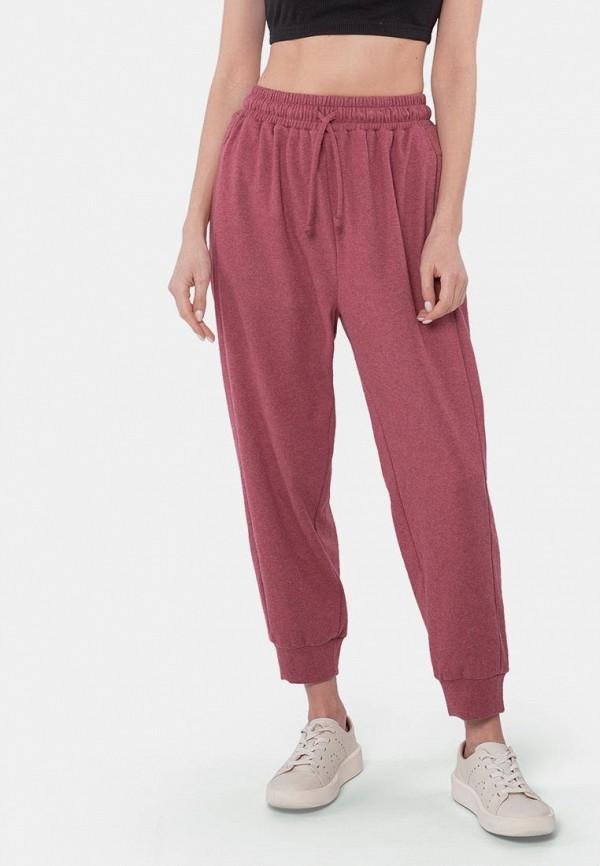 женские спортивные брюки mr520, бордовые