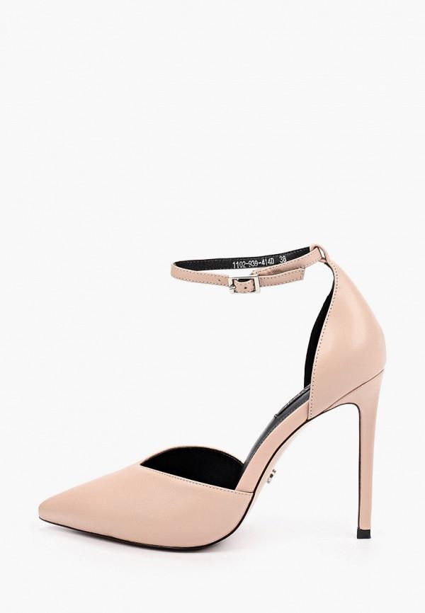 женские туфли aidini, розовые