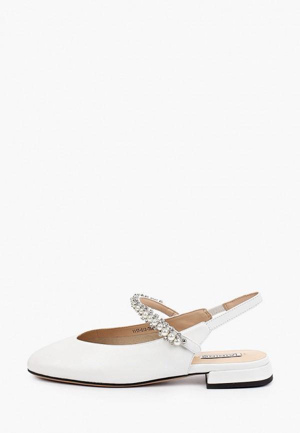 женские туфли aidini, белые