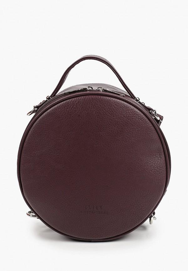 женский рюкзак antan, бордовый