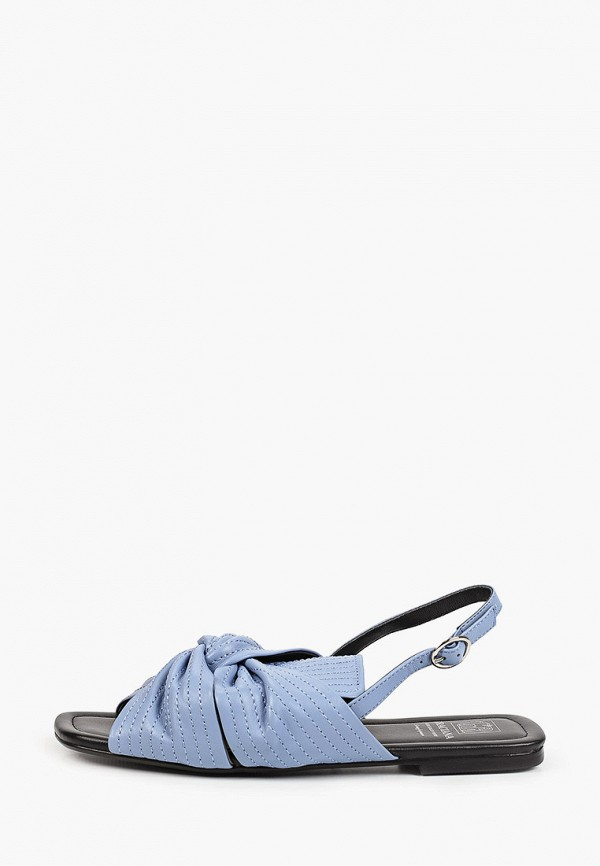 женские сандалии graciana, синие