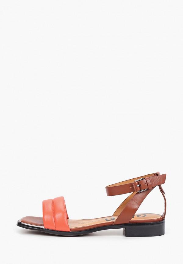 женские сандалии graciana, разноцветные
