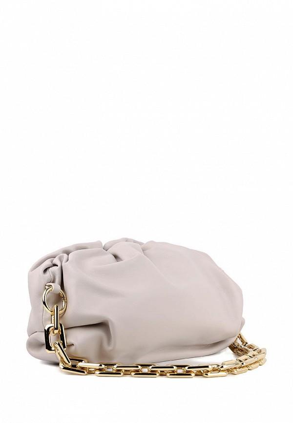 женская сумка leberdes, бежевая