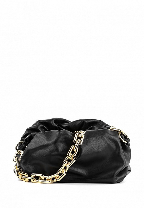 женская сумка leberdes, черная