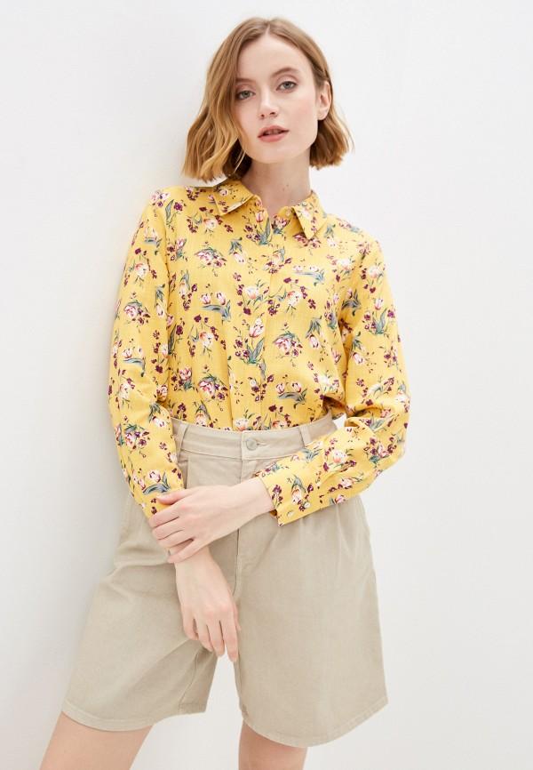 Блуза Baon желтого цвета