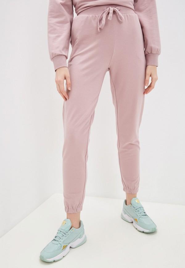 женские спортивные брюки baon, розовые