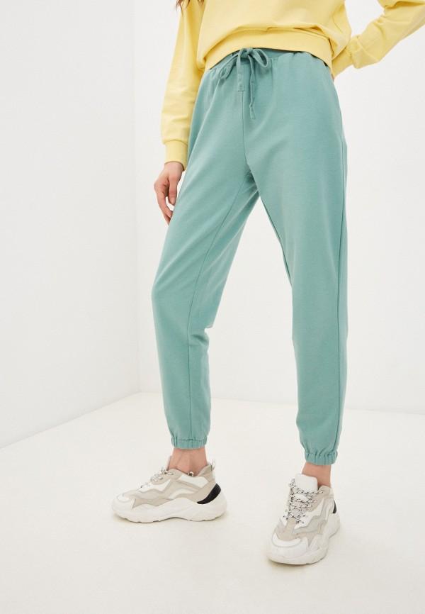 женские спортивные брюки baon, зеленые
