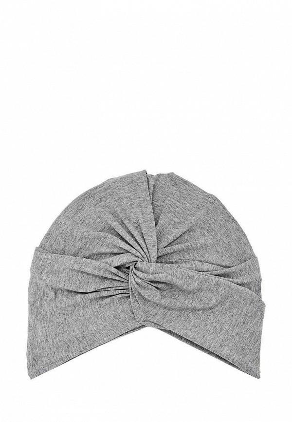 женская шапка zinamagazin, серая