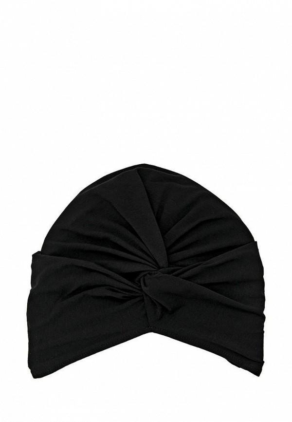 женская шапка zinamagazin, черная