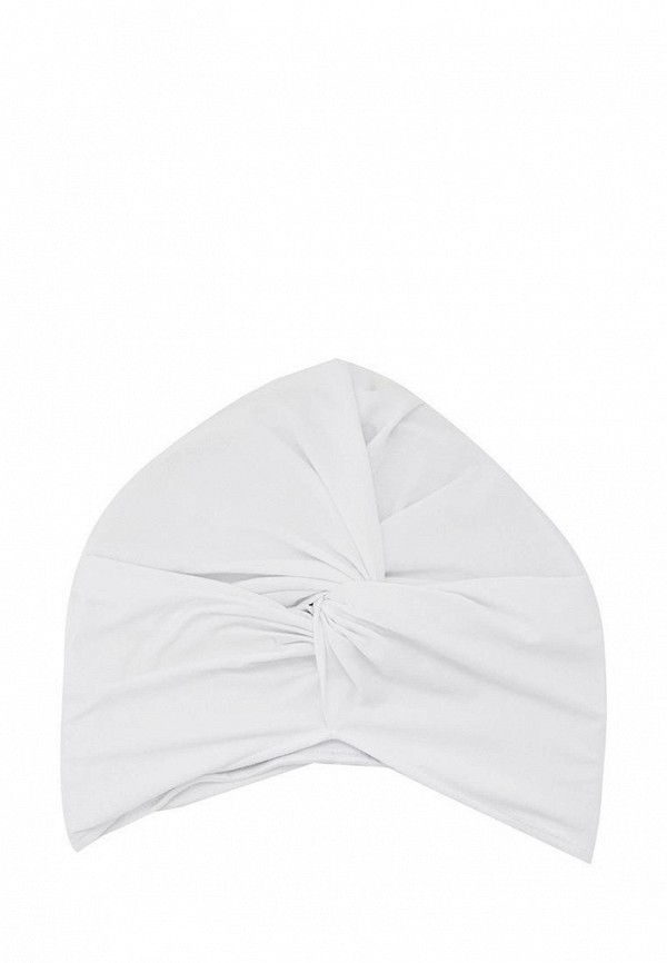 женская шапка zinamagazin, белая