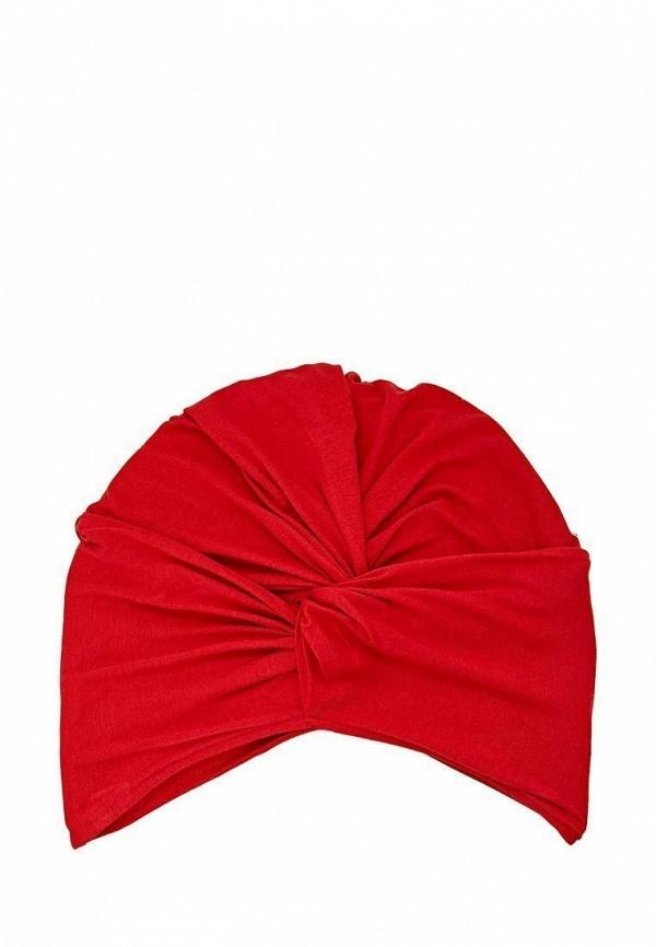 женская шапка zinamagazin, красная