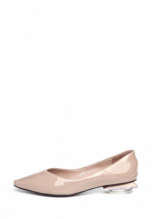 женские туфли ditto, бежевые