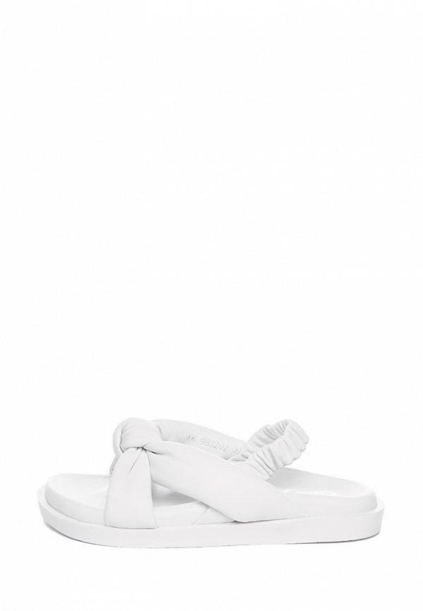 женские сандалии ditto, белые