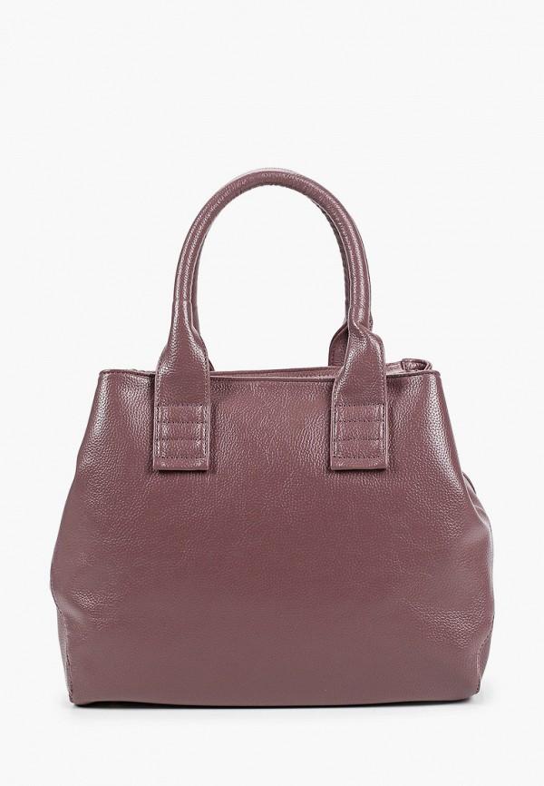 женская сумка с ручками zenden, фиолетовая