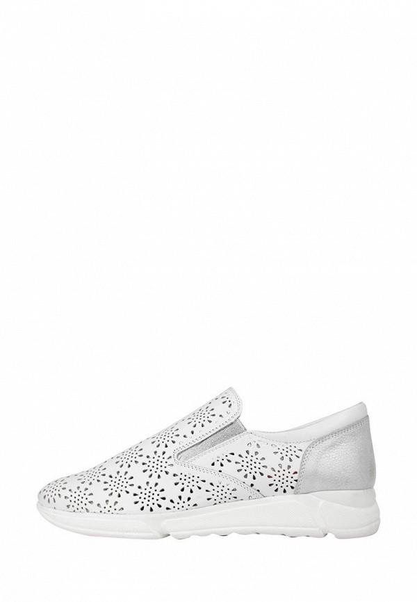 женские ботинки mida, белые