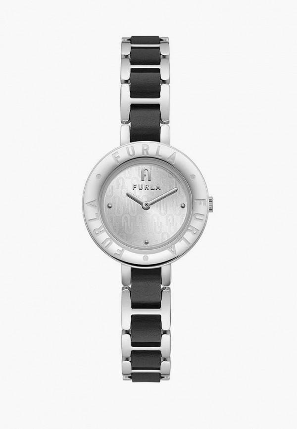 женские часы furla, черные