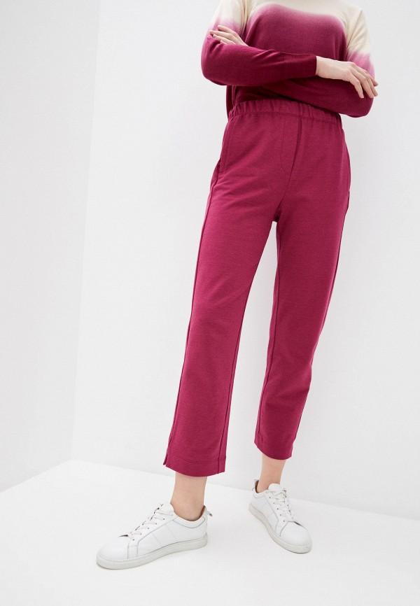 женские спортивные брюки falconeri, розовые