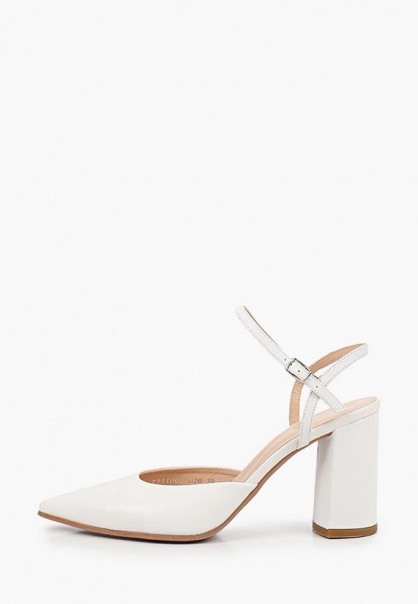 женские туфли argo, белые