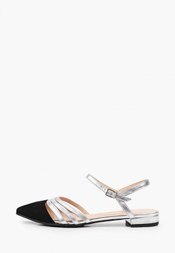 женские туфли argo, серебряные