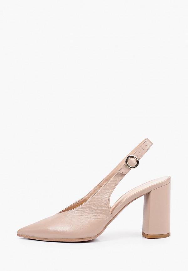 женские туфли argo, бежевые