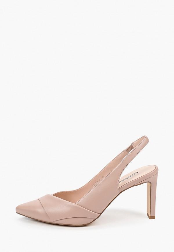 женские туфли basconi, бежевые