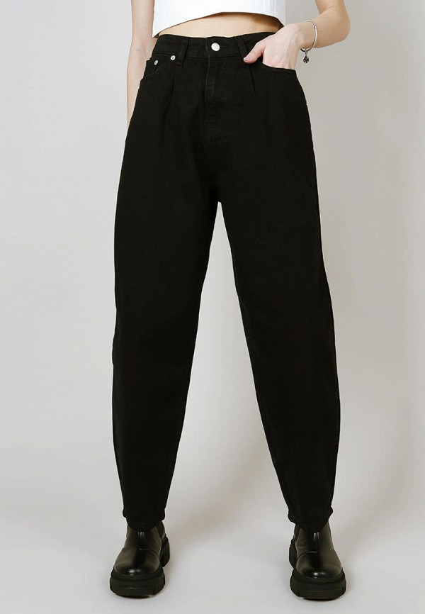 женские джинсы romashka, черные