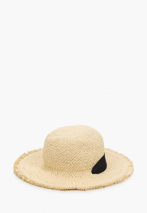 Шляпа Sela Sela  бежевый фото