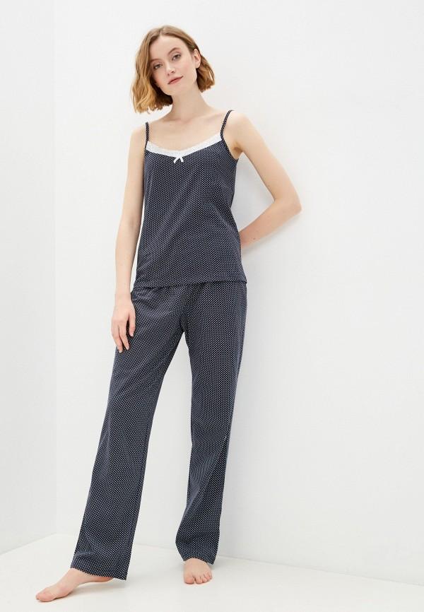 Пижама Baon синего цвета